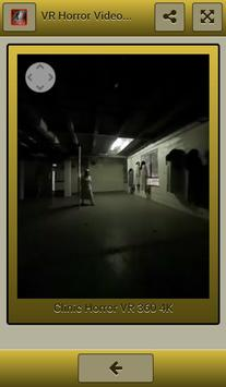 VR Horror Videos 360º screenshot 4