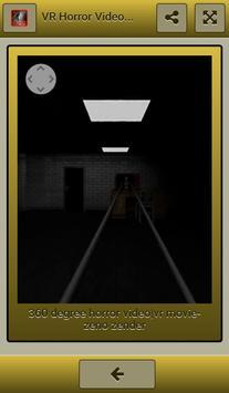 VR Horror Videos 360º screenshot 5