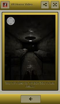 VR Horror Videos 360º screenshot 6