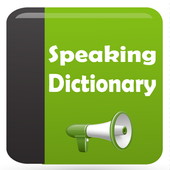 Speaking Dictionary icon