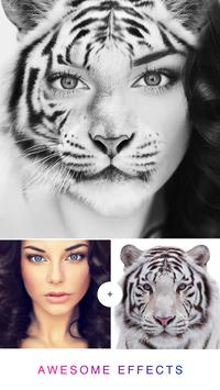 Photo Lab Picture Editor: face effects, art frames الملصق