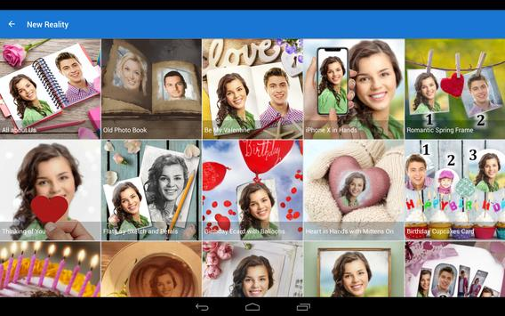 Photo Lab Picture Editor: face effects, art frames apk screenshot