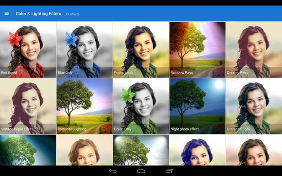 Photo Lab Picture Editor FX: filters & art montage apk screenshot