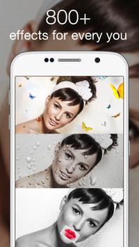 Photo Lab Picture Editor: face effects, art frames apk تصوير الشاشة