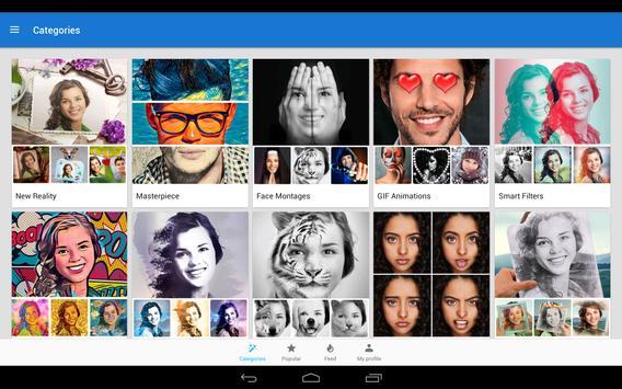 Photo Lab - 加工写真 アプリ apk スクリーンショット
