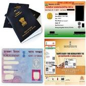 Guide to Aadhar PAN PNR Passport SpeedPost icon
