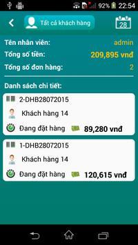 SalesMan Mobile apk screenshot