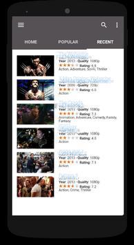 New Movies Tube HD apk screenshot