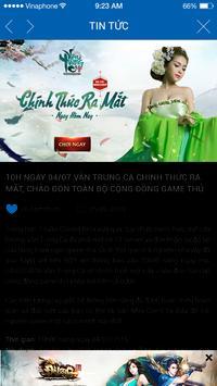 VTC Game apk screenshot