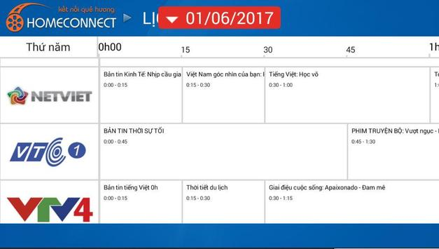 HomeConnect - Box apk screenshot