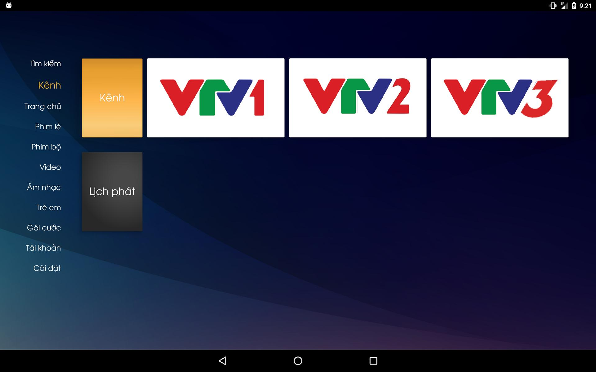 TV Viet for Android Box for Android - APK Download