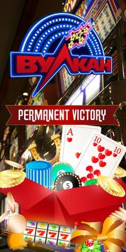 Vulkan Casino online slots poster