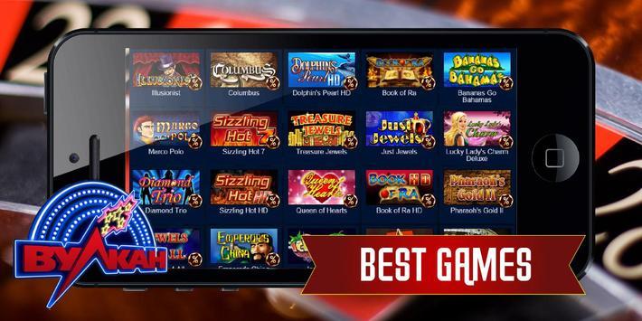 Vulkan Casino online slots screenshot 1