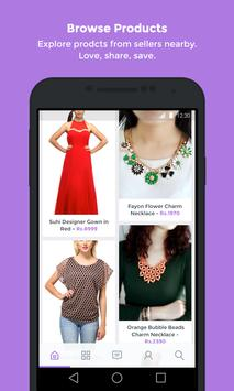 Chat & Shop - Fashion Products poster