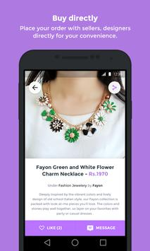 Chat & Shop - Fashion Products screenshot 2