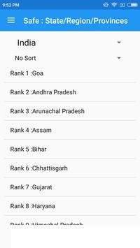 Rate Your Locality apk screenshot