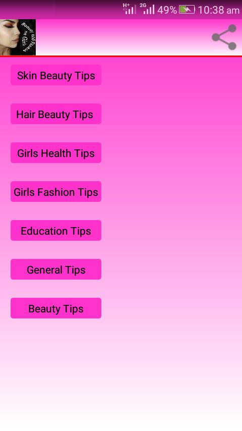 Beauty Tips For Girls And Boys Fur Android Apk Herunterladen