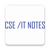 CSE and IT Notes icon