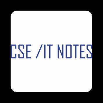CSE and IT Notes apk screenshot