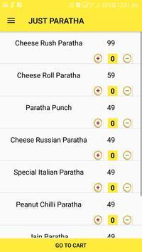 just paratha screenshot 3
