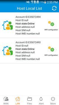 Betty Alarm screenshot 1