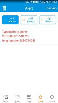 Betty Alarm screenshot 2