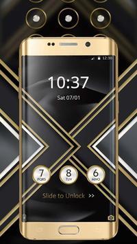 Black Gold X Launcher screenshot 4