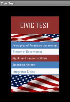 US Citizenship Guide apk screenshot