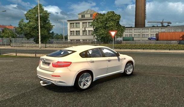 X5 Car Drive Simulator apk screenshot