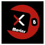 Free XMovies8 Guide 2017 icon