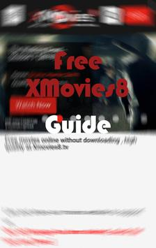 Free XMovies8 Guide 2017 poster