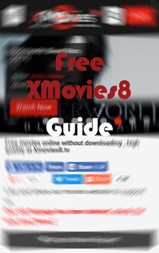 Free XMovies8 Guide 2017 screenshot 2