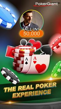 Poker Giant screenshot 1