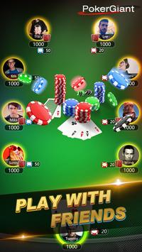 Poker Giant screenshot 2