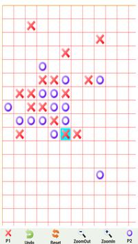 XO Gomoku - five in a row screenshot 2
