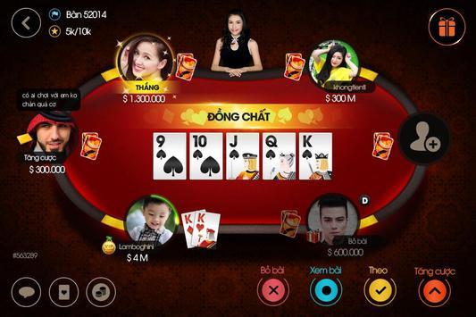 Vua Choi Bai – Xóc đĩa online screenshot 3