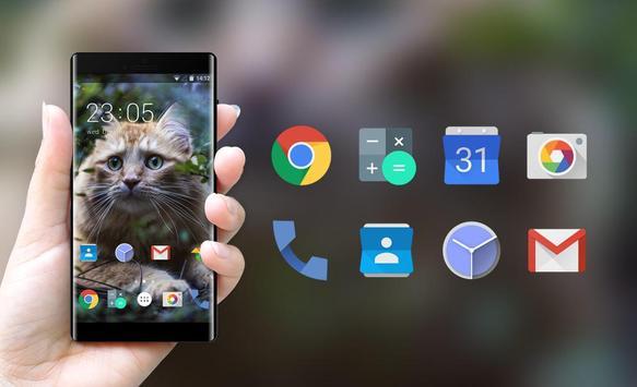 Theme for Xolo X910 Cat Wallpaper screenshot 3