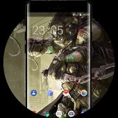 Theme for Xolo Q610s Gear Machine Wallpaper icon