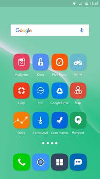 Theme and Launchers for Oppo A57 apk screenshot