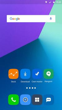 Launchers & Theme for Samsung Galaxy J3 Emerge poster