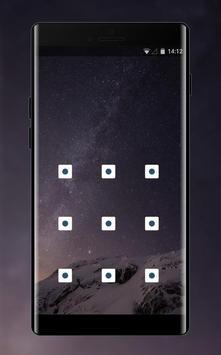 Fantasy theme space interstellar planet natural screenshot 1