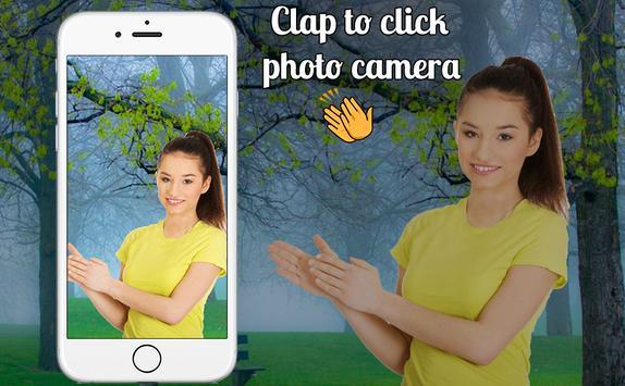 Clap Camera screenshot 3