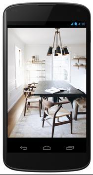 Dining Room Design poster
