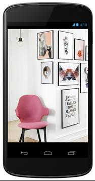 Pink Home Designs poster
