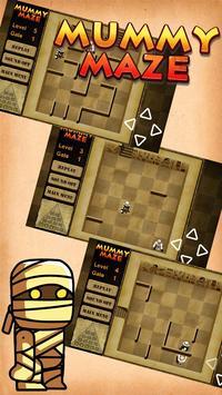 Mummy Maze Deluxe Adventure poster