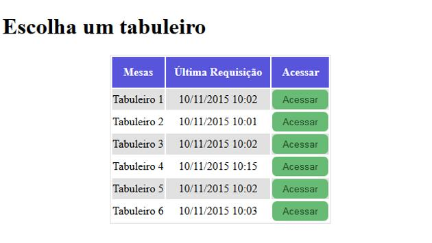 Xadrez OnLine Brasil screenshot 1