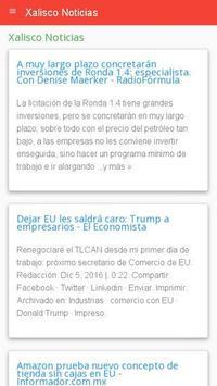 Noticias Xalisco poster
