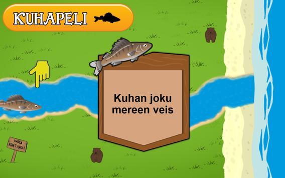 Kuhapeli poster