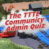 The TTTE Community Admin Quiz icon