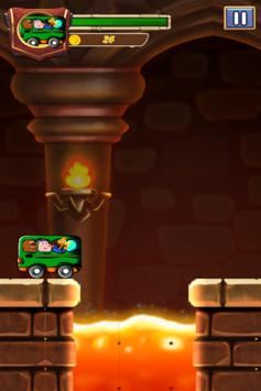 P adventure king rush apk screenshot